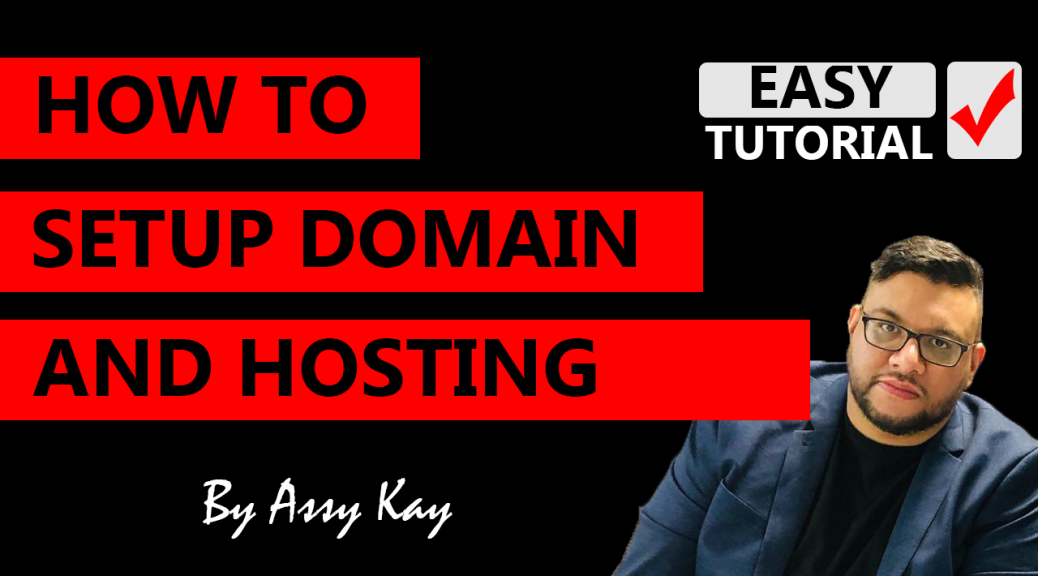 Hosting And Domain Tutorial